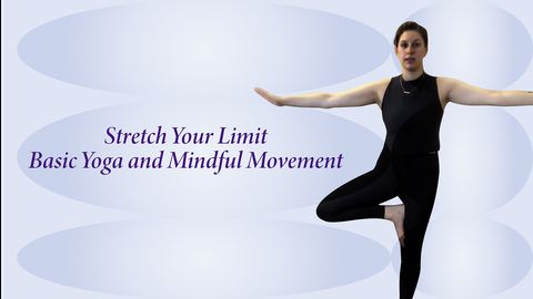 Stretch Your Limit: Basic Yoga and Mindful Movement, Class 2
