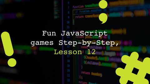 War Card Game - Fun JavaScript Games Step-by-Step, Lesson 12