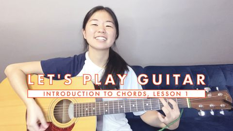 How to Play Guitar: Strumming Patterns Lesson 1
