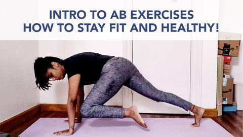 Intro to Ab Exercises: How to Stay Fit and Healthy!