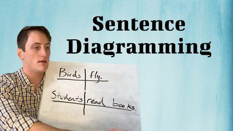 Writing - Sentence Diagramming, Part 1
