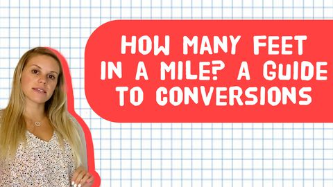 How Many Feet in a Mile? a Guide to Conversions