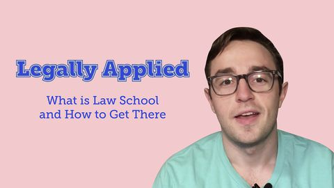 Legally Applied: What is Law School and How to Get There
