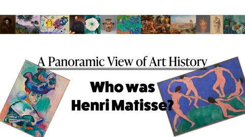 The Dance: French Art History and Henri Matisse