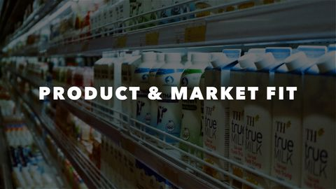 Product & Market Fit