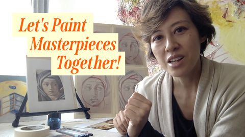 11 Things to draw - Let's Paint Masterpieces Together 2