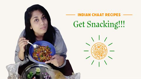 Indian Snacks - Chaat Recipes