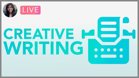 [Webinar] Let's Get Creative! Writing, That Is...