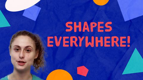 2D Shapes Everywhere: Triangles and more!