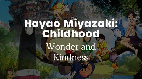 Studio Ghibli Art: Hayao Miyazaki