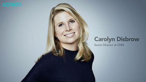 [Webinar] Gooroo Aspire with Senior Director at CNN, Carolyn Disbrow