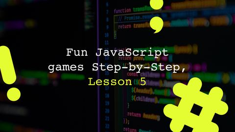 Minesweeper JavaScript Games Step-by-Step, Lesson 5
