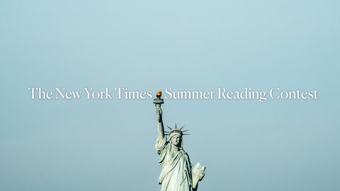 The New York Times Summer Reading Contest