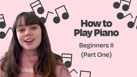 Best Way to Learn Piano: Beginners II (Part One)