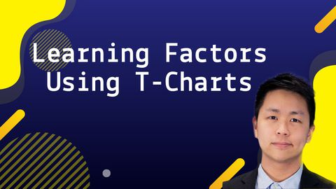 How to Factor Using T-Charts