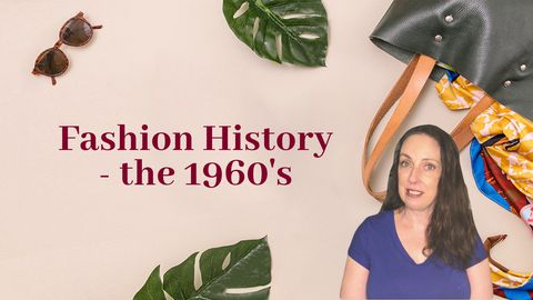 Fashion History: The 1960's