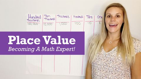 Becoming A Math Expert! Part 1 - Place Value