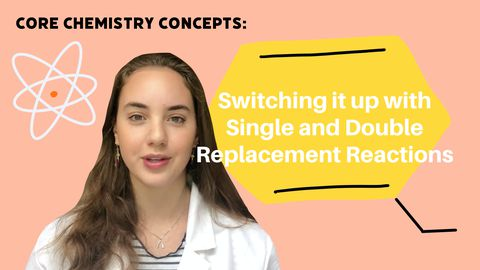 Core Chemistry Concepts: Switching it up with Single and Double Replacement Reactions
