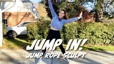 Jump Rope Workout: Jump In!