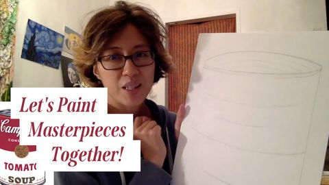 11 Things to Draw - Let's Paint Masterpieces Together: 11