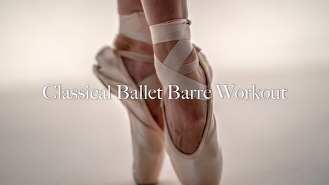 Classical Ballet Barre Workout