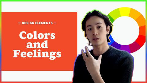 Design Elements - Colors and Feelings