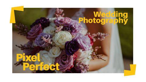 Pixel Perfect: Wedding Photography