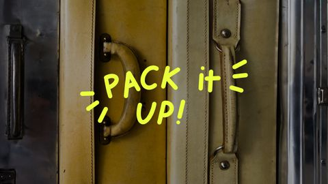 How to Plan a Quick Trip: Pack it Up!