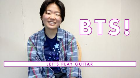 Let's Play Guitar: BTS!
