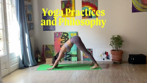 Yoga Practices and Philosophy: Balancing Poses