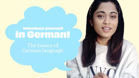Introduce Yourself in German! The Basics of German Language