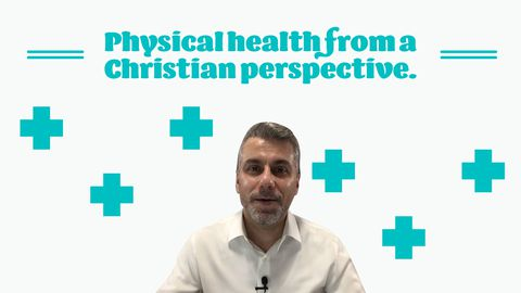Physical Health From a Christian Perspective (In Arabic)