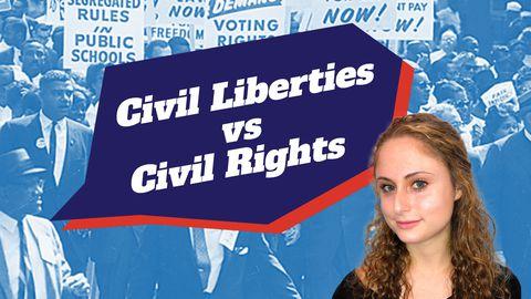 Civil Liberties vs Civil Rights