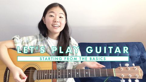 How to Play Guitar: Starting from the Basics