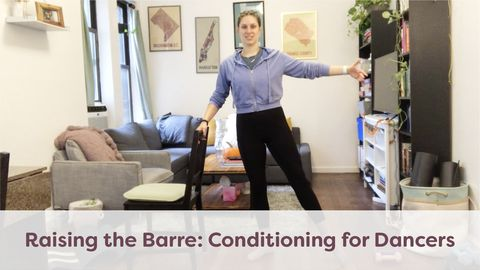 Raising the Barre: Conditioning for Dancers