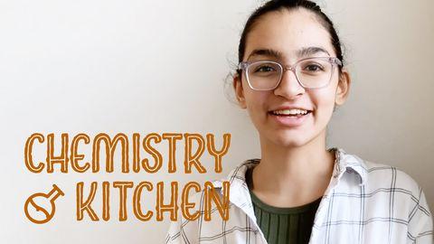 Chemistry Kitchen Lesson 4: Eggs!!