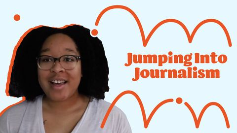 Jumping Into Journalism